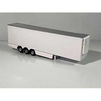 مقطورة الثلاجة البيضاء 1:76 مقياس أكسفورد 76WHFRTRA