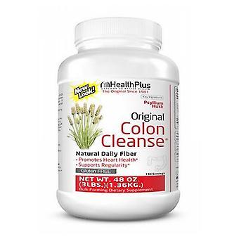 Health Plus Colon Cleanse Regular, Jar 48 Oz