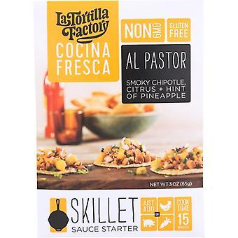 La Tortilla Factory Madlavning Sauce Al Pastor, tilfælde af 16 X 3 Oz