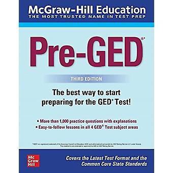 McGrawHill Education PreGED Third Edition by McGraw Hill Editors