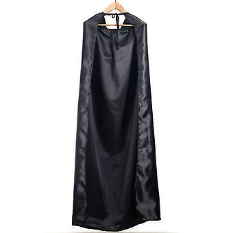 نوعية جيدة الشيطان الأسود مقنعين عباءة نمط أزياء طويلة نوع عباءة