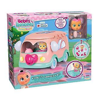 Playset IMC Toys Cry Babies Koali's Campervan