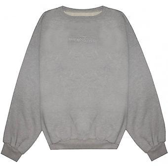 Margiela Mens Plain Grey Sweater