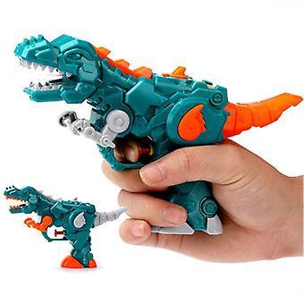 Robot Dinosaur Water Guns Toys Kids Squirt Gun For Child Summer Beach Swimming