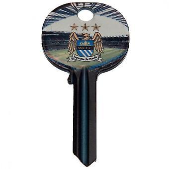 Manchester City FC dørnøkkel EF