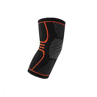 Warm Knee Pads, Breathable Knee Support Brace Compression Sleeve(black)