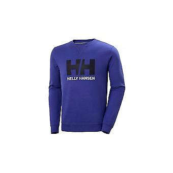 Helly Hansen Logo Crew Sweat 34000514 universal all year men sweatshirts