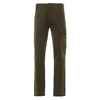 MA.Strum GD Tapered Fit Cargo Trousers - Oil Slick