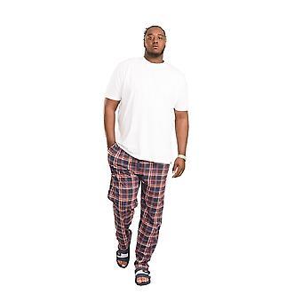 Duke Mens Rushmoor D555 Check Loungewear Set