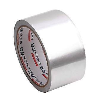 50mm 60mm 80mm X 25m 17m Aluminium Foil Self Adhesive Heat Insulation Tape Roll