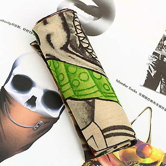 Nouvelle mode Faux mixte Nylon Faux Tatouage temporaire Art Arm Designs Manches