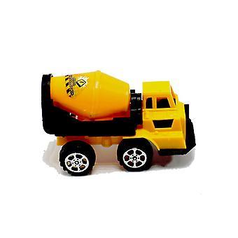 Engineering Truck Neues Push-Pull Kinder spielzeug Geschenk für Kinder