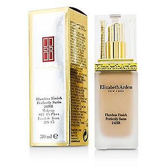 Elizabeth Arden feilfri finish perfekt satin 24hr makeup Spf15-#01 Alabaster-30ml/1oz