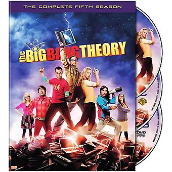 Big Bang Theory - Big Bang Theory: Sesong 5 [DVD] USA import