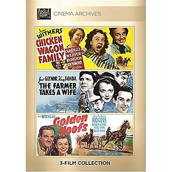Importer des USA Jane Withers Set [DVD]