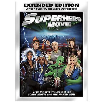 Superhero Movie [DVD] USA import