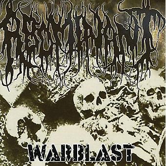 Abominant - Warblast [CD] USA import