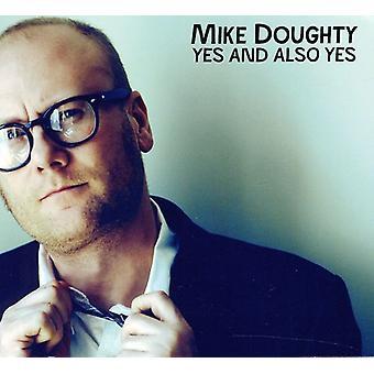 Mike Doughty - ja & også Ja [DVD] USA import