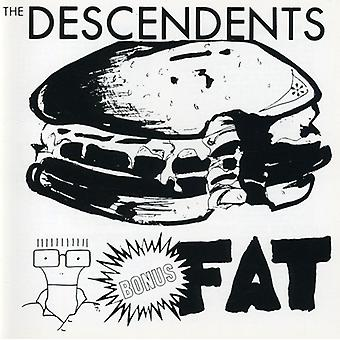 Importer des descendants - Bonus Fat USA [CD]