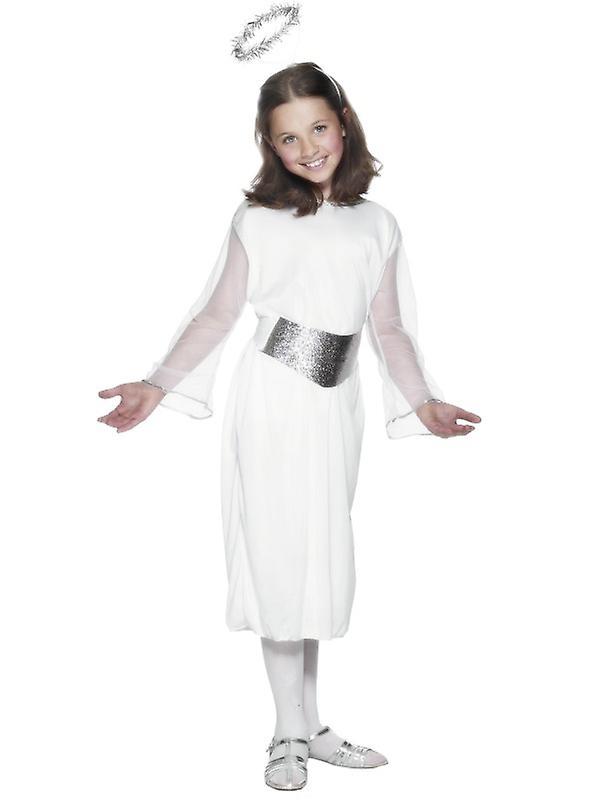 Angel dräkt kids flickor Angel kostym jul