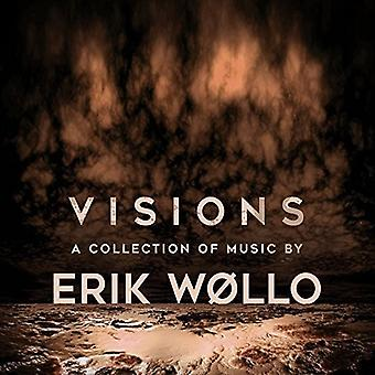Erik Wollo - Visions-a Collection of Music by... [CD] USA import