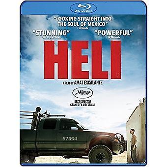 Heli [Blu-ray] USA import