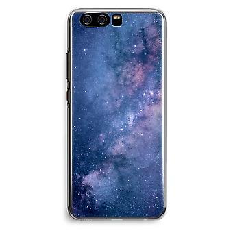 Huawei P10 Transparent Cover (Soft) - Nebula