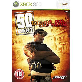 50 Cent Blood on the Sand - As New