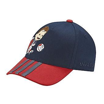 Euro 2016 Adidas Mascot Cap (Navy) - Kids