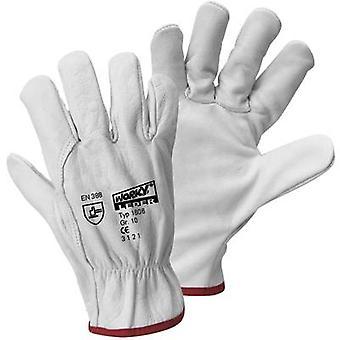 L+D worky DRIVER GLOVE 1606 Full-grain cowhide Protective glove Size (gloves): 11, XXL EN 388:2016 CAT II 1 Pair