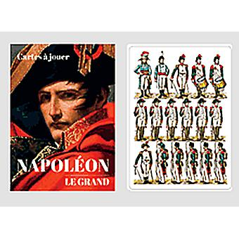 Napoleón Set de naipes + comodines