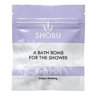 Shobu oppdatering Shobomb dusj bombe