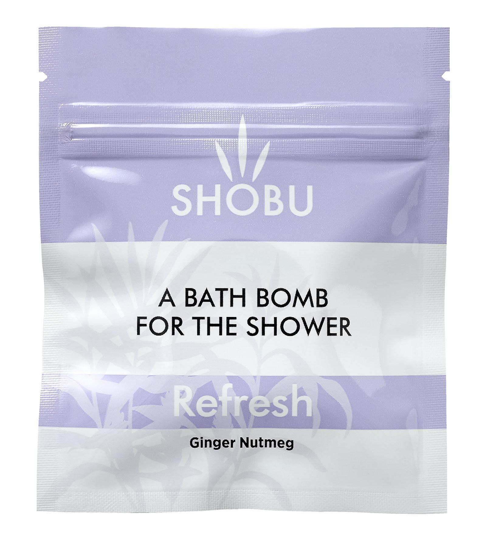 Shobu ReFresh Shobomb Shower Bomb