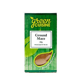 グリーン料理メイス