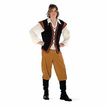Paysan de medieval Lords costumes médiévaux costume costume de Monsieur