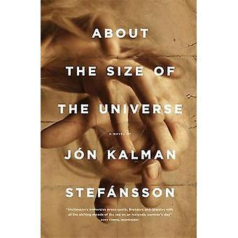 Om storleken på universum av Jon Kalman Stefansson - 97808570560