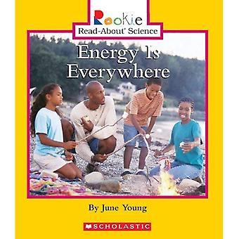 Energi finns överallt