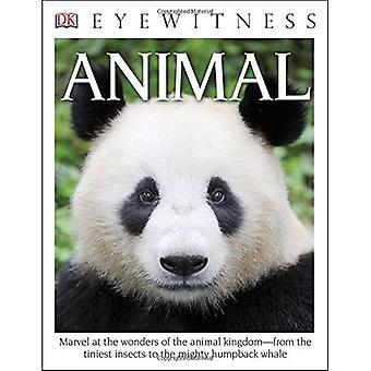 DK Eyewitness böcker: djur