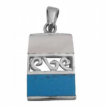 Vermeil Sterling Silver Pendant Gift
