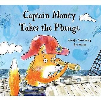 Kapitein Monty neemt de sprong te wagen