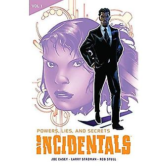 Incidentals Vol. 1: Powers,� Lies, and Secrets