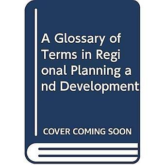 En ordliste i Regional planlegging og utvikling