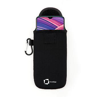 Boîtier de poche de protection Enopprene InventCase pour OPPO RX17 Pro 2019 - Noir