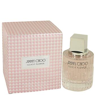 Jimmy Choo illegale bloem parfum 40ml EDT Spray