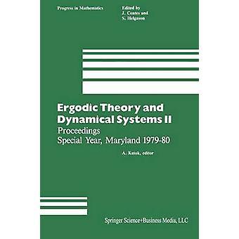 Ergodentheorie und dynamischer Systeme II Verfahrens besonderes Jahr Maryland 197980 durch Katok