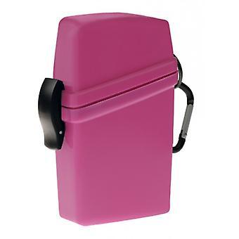 Witz Smartphone Locker lichtgewicht waterdichte Sport geval met Carabiner - roze