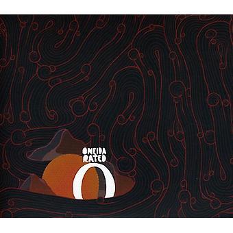 Oneida - Rated O [CD] USA import