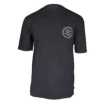 Quiksilver Mens Omni Double T-Shirt - Black