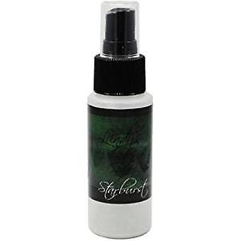 Lindy's Stamp Gang Frosty Forest Green Starburst Spray