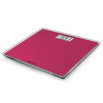 63876 stil forstand Soehnle kompakt 200 digitale badeværelse skalaer Pink